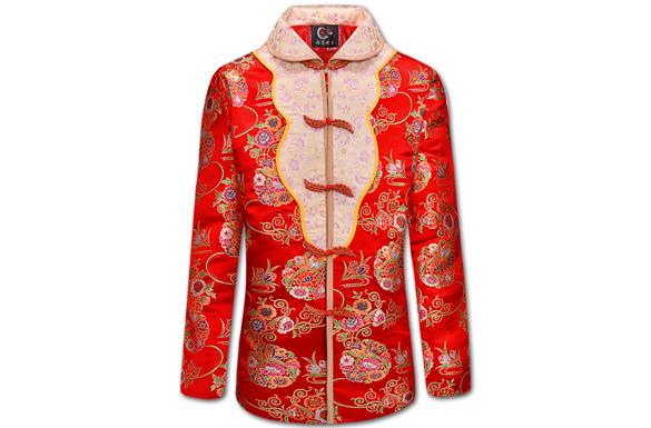 【红颜】女士经典寿衣